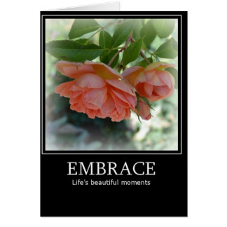 Embrace Life's Moments Card
