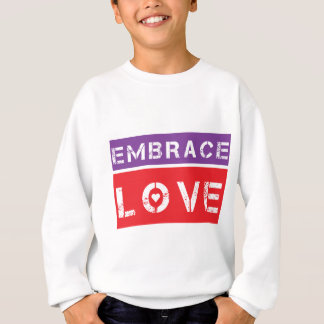 Embrace Love Logowear Sweatshirt
