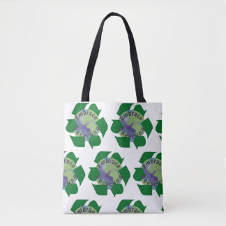 Embrace Recycling Tote Bag