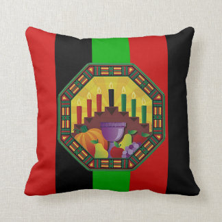 Embrace The Culture Kwanzaa Throw Pillow