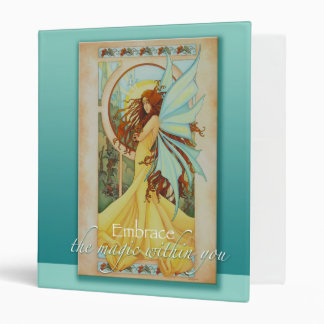 Embrace the magic within you Faery Binder