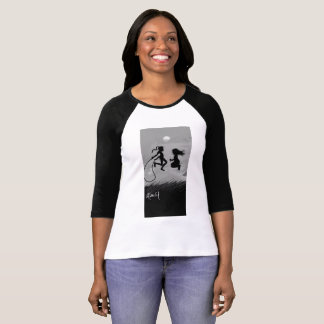 Embrace The Moment Before It Slips Away. T-Shirt