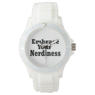 Embrace Your Nerdiness Watch