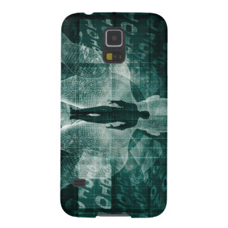 Embracing New Technology of the Future as Art Cases For Galaxy S5