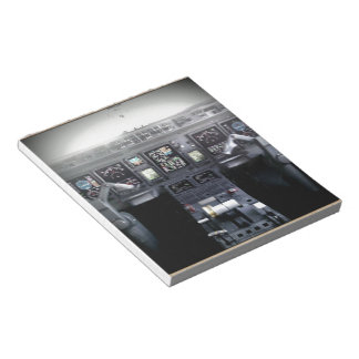 Embraer 145 Flight Deck Notepad