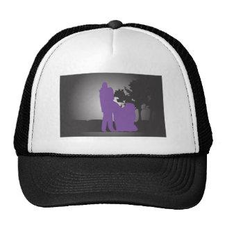Embrassez la fille casquette