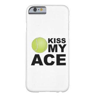 Embrassez mon as ! Cas de l'iPhone 6 de tennis Coque iPhone 6 Barely There