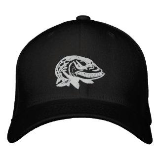Embroider Mad Musky Logo BASEBALL HAT Embroidered Baseball Cap