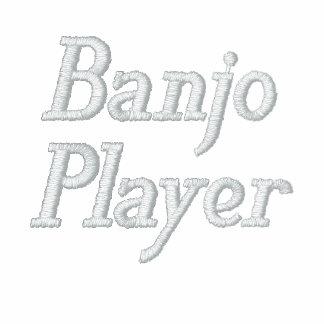 Embroidered Banjo Player Jacket