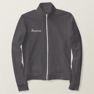 Embroidered Bassoon Jacket