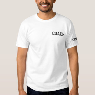 EMBROIDERED COACH SHIRT