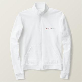 Embroidered Fat Cartel Fleece Zip Jacket