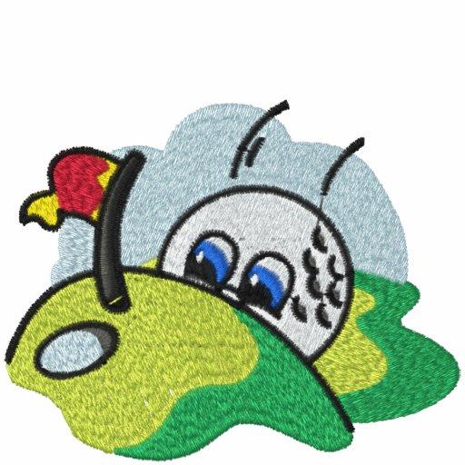 Embroidered Golf Game Shirt Polo Shirt