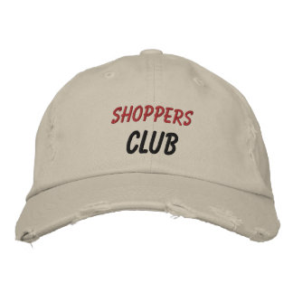 Embroidered Hat Mothers Club Embroidered Baseball Caps