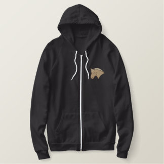 Embroidered Horse Jacket