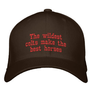 Embroidered Inspiration Embroidered Baseball Cap