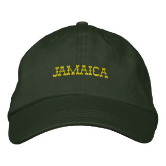 Embroidered Jamaica Hat