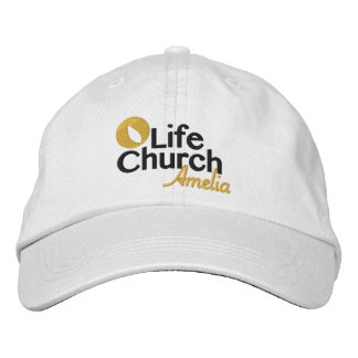 Embroidered Logo Hat