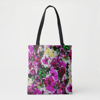 Embroidered Love... Tote Bag