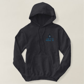 Embroidered Masonic Hoody To Be One ASK One