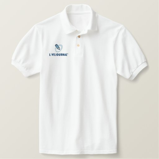 Embroidered Polos (Logo Vertical)