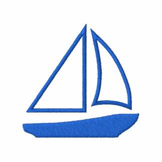 Embroidered Sailboat Shirt