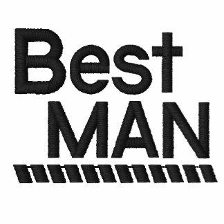 Embroidered Shirt - Best Man
