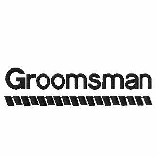 Embroidered Shirt - Groomsman