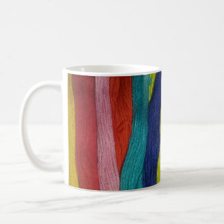 Embroidery Thread Mug