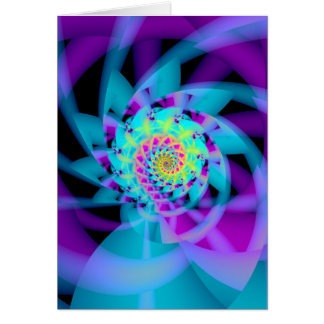 embryonic spiral card