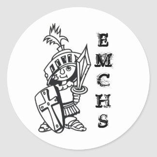 EMCHS stickers