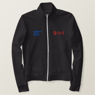 EMD DISPATCH EMBROIDERED JACKET