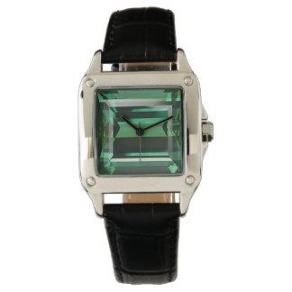Emerald 3 watch