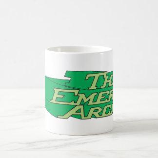 Emerald Archer Logo Coffee Mug