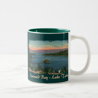 Emerald Bay - Lake Tahoe Coffee Mug