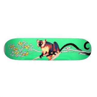 emerald black lemurboard skate decks