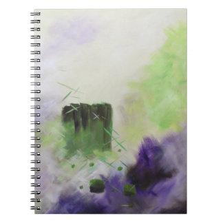 Emerald Castle Notebooks