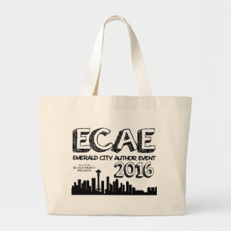 Emerald City Author Event 2016 - Jumbo Tote