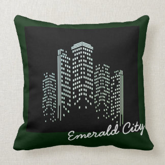 Emerald City Polyester Pillow