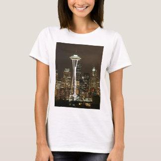 Space needle shirts space needle t shirts custom for Custom dress shirts seattle