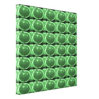Emerald CRYSTAL Energy : Vintage TEMPLE WALL ART