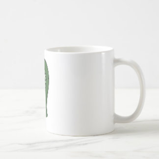 Emerald Dagon Coffee Mug