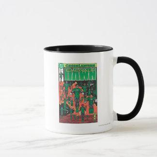 Emerald Dawn Cover Mug