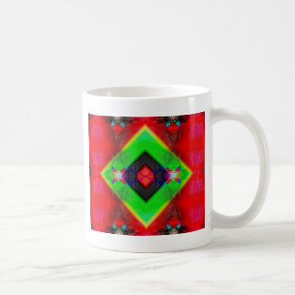 Emerald Diamond Coffee Mug