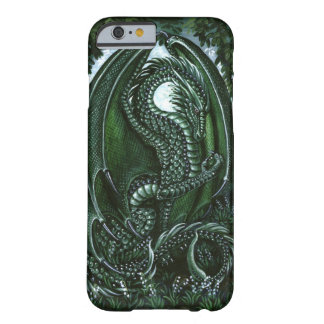 Emerald Dragon Barely There Barely There iPhone 6 Case