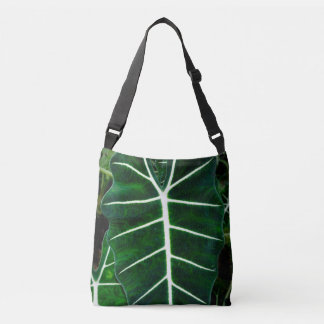 Emerald Elephant Crossbody Bag