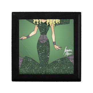 Emerald Empress Gift Box