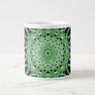 Emerald Eye Giant Coffee Mug
