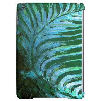 Emerald Feathering I Case For iPad Air