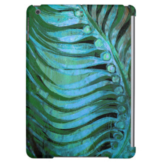 Emerald Feathering II Case For iPad Air